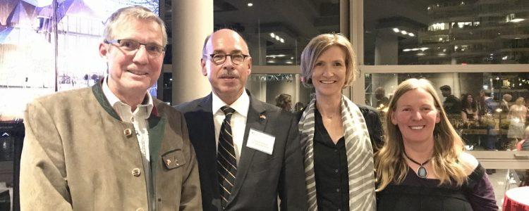 2018 Deutsche Einheit mit Konsul